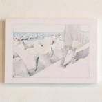 冬の海辺02|Array