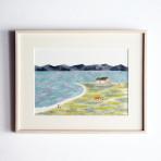 海辺の家 / 奥見伊代