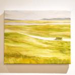 黄色いバス / 田中梢 / landscapes