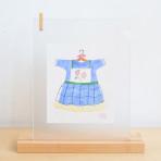 エプロンワンピース / 布川愛子|Array